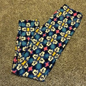 Nwot lularoe Disney Leggings